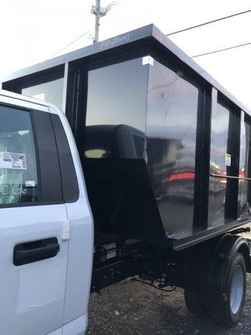 2019 F-550 Regular Cab DRW 4x4,  Switch N Go Drop Box Landscape Dump #FL34326 - photo 12