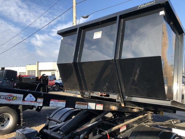 2019 F-550 Regular Cab DRW 4x4,  Switch N Go Drop Box Landscape Dump #FL34326 - photo 8