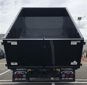 2019 F-550 Regular Cab DRW 4x4,  Switch N Go Drop Box Landscape Dump #FL34326 - photo 16