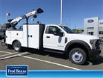 2019 F-550 Regular Cab DRW 4x4,  Palfinger Mechanics Body #FL34327 - photo 1