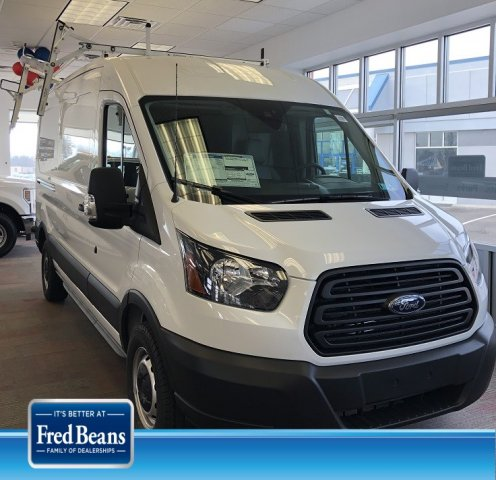 2019 Transit 250 Med Roof 4x2, Upfitted Cargo Van #FL34363 - photo 1