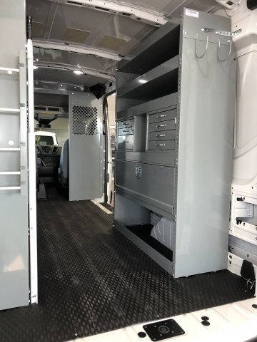 2019 Transit 250 Med Roof 4x2,  Upfitted Cargo Van #FL34363 - photo 14