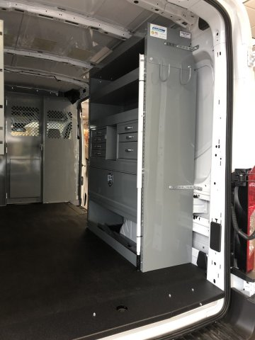 2019 Transit 250 Med Roof 4x2,  Upfitted Cargo Van #FL34363 - photo 19