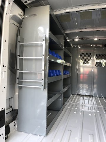 2019 Transit 250 Med Roof 4x2,  Upfitted Cargo Van #FL34363 - photo 10