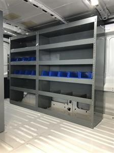 2019 Transit 250 Med Roof 4x2,  Upfitted Cargo Van #FL34363 - photo 8