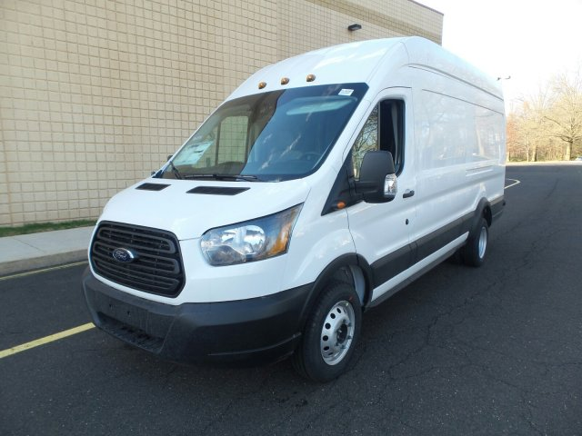 2019 Transit 350 HD High Roof DRW 4x2,  Empty Cargo Van #FL34397 - photo 8