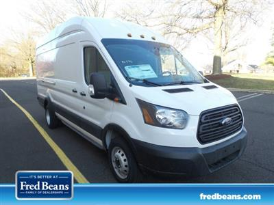 2019 Transit 350 HD High Roof DRW 4x2,  Empty Cargo Van #FL34397 - photo 1