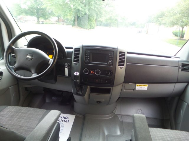 2014 Sprinter 2500 4x2,  Empty Cargo Van #FL344141 - photo 11