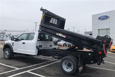 2019 F-450 Super Cab DRW 4x4, Reading Marauder SL Dump Body #FL34434 - photo 3