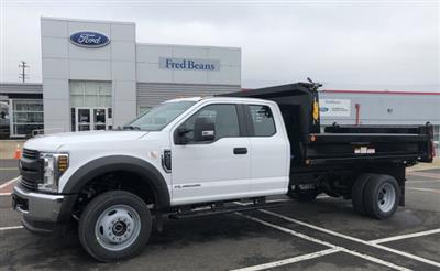2019 F-450 Super Cab DRW 4x4, Reading Marauder SL Dump Body #FL34434 - photo 6
