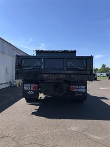 2019 F-450 Crew Cab DRW 4x4, South Jersey Truck Bodies Mason Dump Body #FL34445 - photo 9