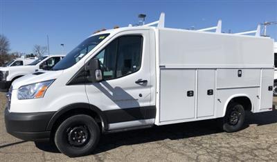 2019 Transit 350 4x2,  Knapheide KUV Service Utility Van #FL34475 - photo 1