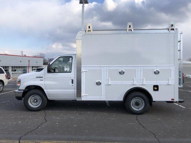 2019 E-350 4x2,  Dejana DuraCube Max Service Utility Van #FL34511 - photo 4