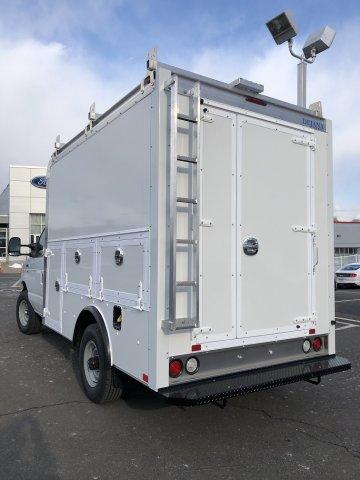 2019 E-350 4x2,  Dejana DuraCube Max Service Utility Van #FL34511 - photo 2