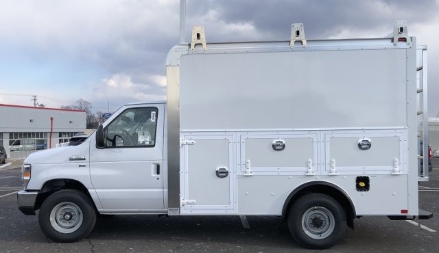 2019 E-350 4x2,  Dejana DuraCube Max Service Utility Van #FL34511 - photo 5