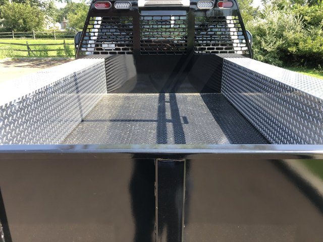 2019 F-350 Regular Cab 4x4,  TP Trailers Inc. Contractor Body #FL34583 - photo 6
