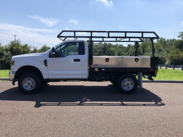 2019 F-350 Regular Cab 4x4,  TP Trailers Inc. Contractor Body #FL34583 - photo 10