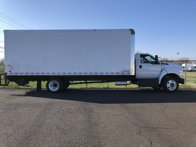 2019 F-650 Regular Cab DRW 4x2,  Morgan Gold Star Dry Freight #FL34629 - photo 4