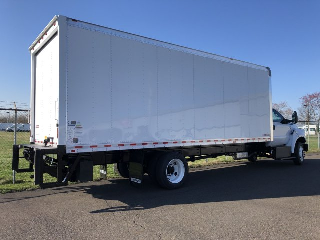 2019 F-650 Regular Cab DRW 4x2,  Morgan Gold Star Dry Freight #FL34629 - photo 5