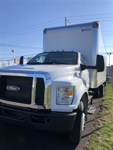 2019 F-650 Regular Cab DRW 4x2,  Morgan Gold Star Dry Freight #FL34629 - photo 10