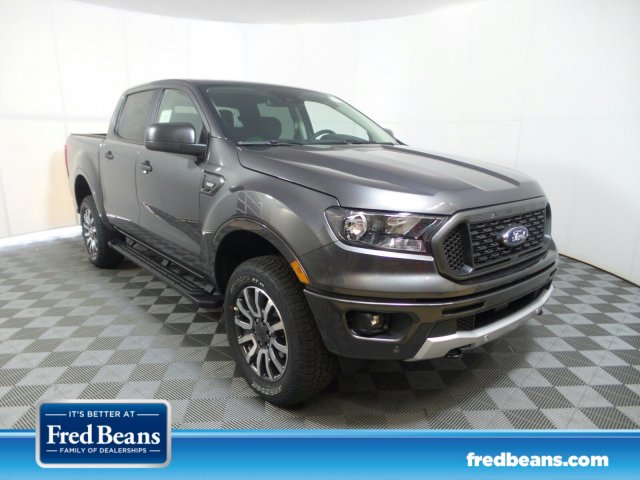 2019 Ranger SuperCrew Cab 4x4,  Pickup #FL34642 - photo 1