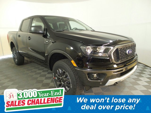 2019 Ranger SuperCrew Cab 4x4,  Pickup #FL34946 - photo 1