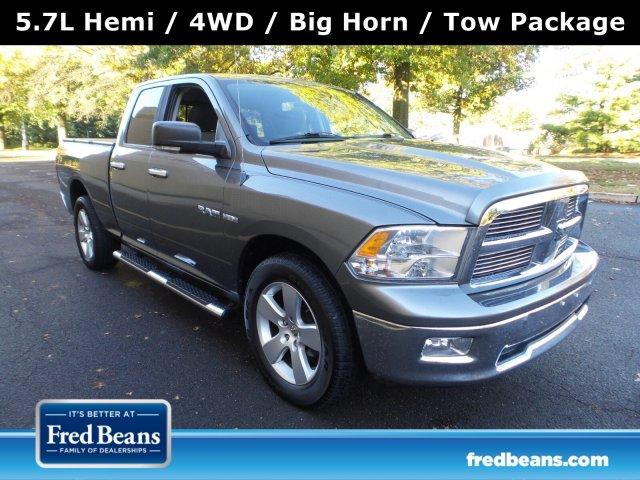 2010 Ram 1500 Extended Cab 4x4,  Pickup #FL350221 - photo 1
