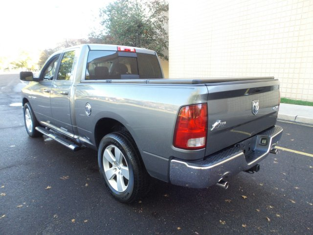 2010 Ram 1500 Extended Cab 4x4,  Pickup #FL350221 - photo 6