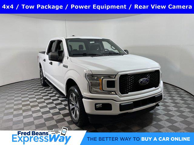 2019 F-150 SuperCrew Cab 4x4,  Pickup #FL35079 - photo 1