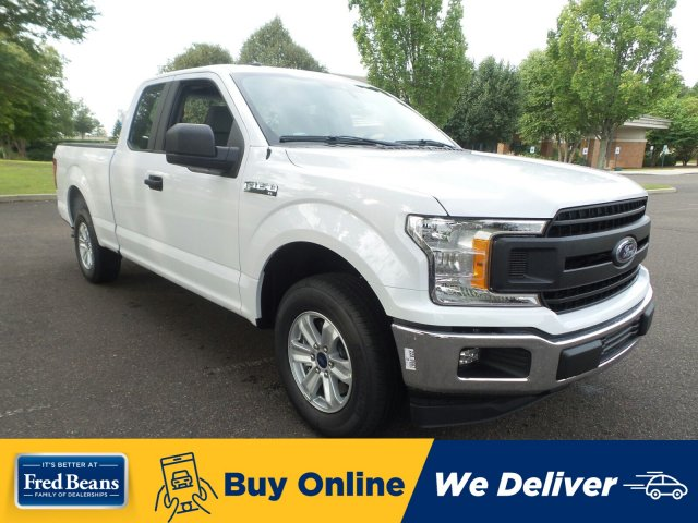 2019 F-150 Super Cab 4x2, Pickup #FL35100 - photo 1
