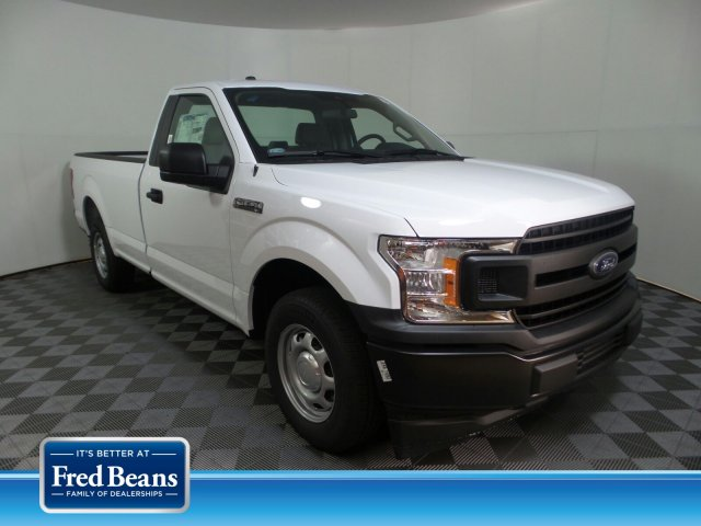 2019 F-150 Regular Cab 4x2, Pickup #FL35164 - photo 1