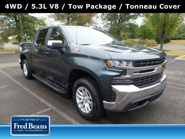 2019 Silverado 1500 Crew Cab 4x4, Pickup #FL352011 - photo 1