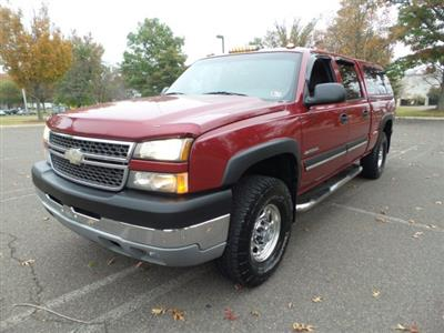 2005 Silverado 2500 Crew Cab 4x4,  Pickup #FL352231 - photo 4