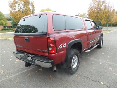2005 Silverado 2500 Crew Cab 4x4,  Pickup #FL352231 - photo 7