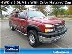 2005 Silverado 2500 Crew Cab 4x4,  Pickup #FL352231 - photo 1