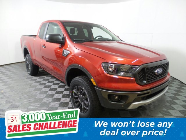 2019 Ranger Super Cab 4x4, Pickup #FL35275 - photo 1