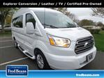 2017 Transit 150 Low Roof 4x2,  Empty Cargo Van #FL9167P - photo 1