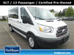 2017 Transit 350 Med Roof 4x2,  Passenger Wagon #FL9211P - photo 1