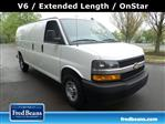 2018 Express 2500 4x2,  Empty Cargo Van #FL9216P - photo 1