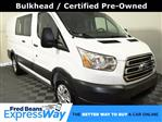 2018 Transit 250 Low Roof 4x2,  Empty Cargo Van #FL9276P - photo 1