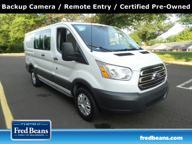 2018 Transit 250 Low Roof 4x2,  Empty Cargo Van #FL9278P - photo 1