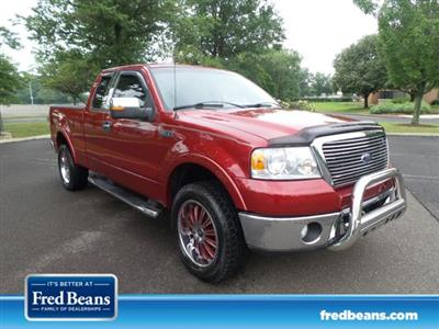 2008 F-150 Super Cab 4x4,  Pickup #FL9408C - photo 1
