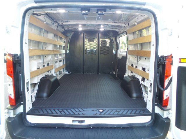 2018 Transit 250 Low Roof 4x2,  Empty Cargo Van #FL9436P - photo 1