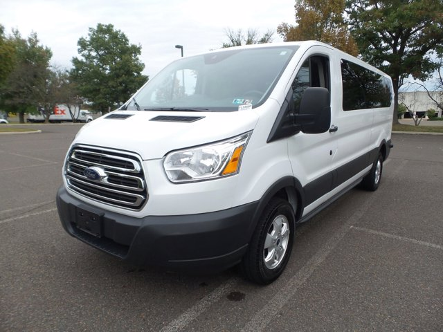2018 Transit 350 Low Roof 4x2,  Passenger Wagon #FL9466P - photo 4