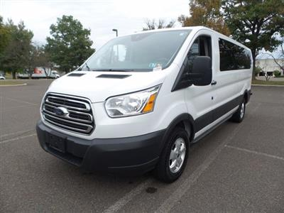 2018 Transit 350 Low Roof 4x2, Passenger Wagon #FL9466P - photo 5