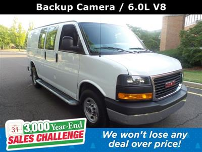 2018 Savana 2500 4x2, Empty Cargo Van #FL9470P - photo 1