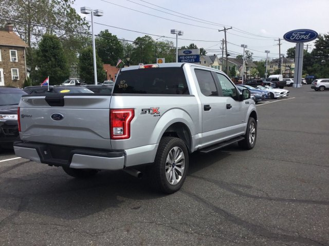 2017 F-150 SuperCrew Cab 4x4, Pickup #FL9485S - photo 2
