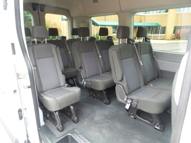 2019 Transit 150 Med Roof 4x2, Passenger Wagon #FL9531P - photo 21