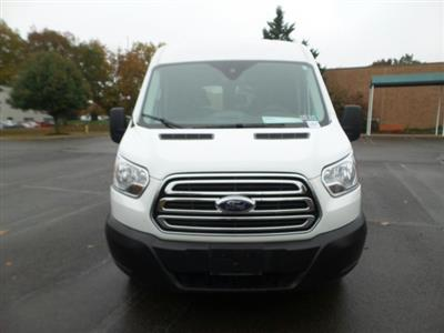 2019 Transit 150 Med Roof 4x2, Passenger Wagon #FL9531P - photo 5