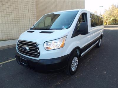 2019 Transit 350 Low Roof 4x2, Passenger Wagon #FL9537P - photo 4